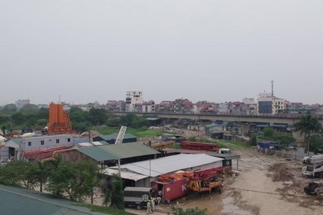 Hà Nội: Doanh nghiệp lấn chiếm hàng ngàn mét đất