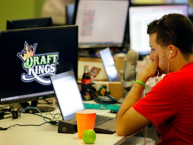 DraftKings: $ 2000000000
