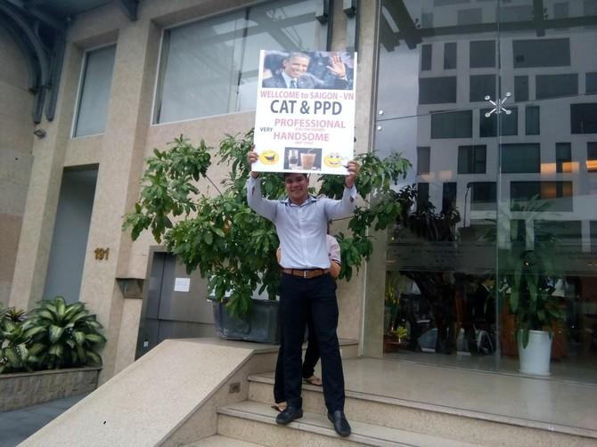 [TRỰC TIẾP] Tổng thống Obama giao lưu với doanh nhân, ông Đinh La Thăng đến dự - ảnh 56