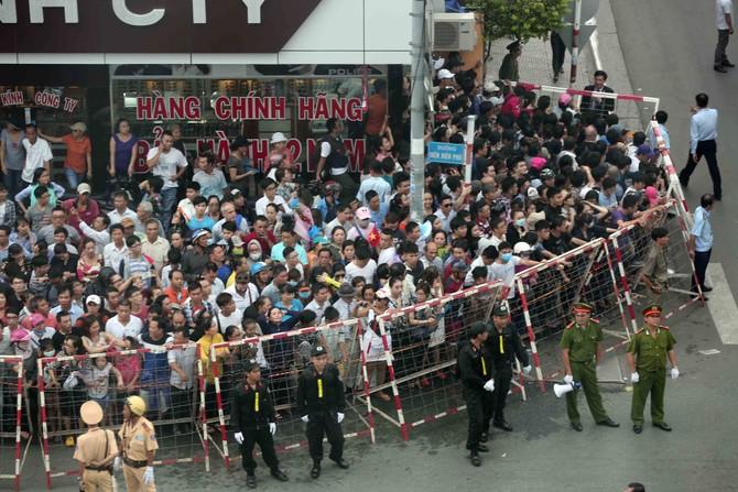 [TRỰC TIẾP] Tổng thống Obama giao lưu với doanh nhân, ông Đinh La Thăng đến dự - ảnh 52