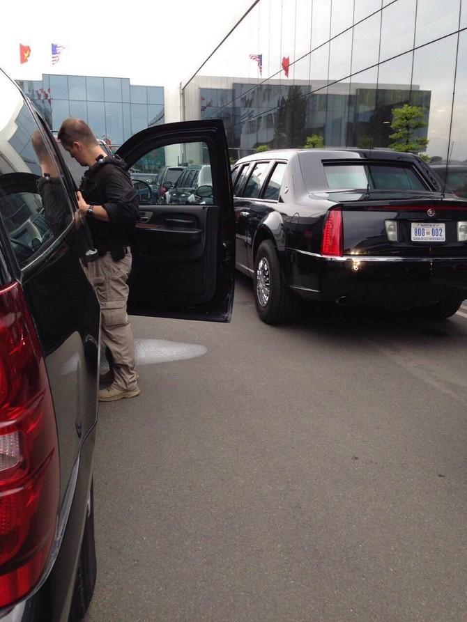 [TRỰC TIẾP] Tổng thống Obama giao lưu với doanh nhân, ông Đinh La Thăng đến dự - ảnh 46