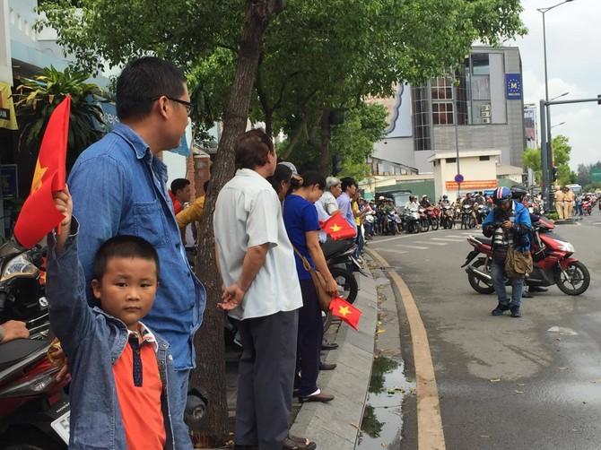 [TRỰC TIẾP] Tổng thống Obama giao lưu với doanh nhân, ông Đinh La Thăng đến dự - ảnh 63