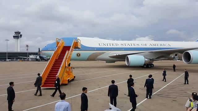 [TRỰC TIẾP] Tổng thống Obama giao lưu với doanh nhân, ông Đinh La Thăng đến dự - ảnh 24