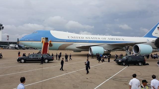 [TRỰC TIẾP] Tổng thống Obama giao lưu với doanh nhân, ông Đinh La Thăng đến dự - ảnh 25