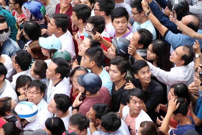 [TRỰC TIẾP] Tổng thống Obama giao lưu với doanh nhân, ông Đinh La Thăng đến dự - ảnh 15