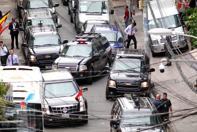 [TRỰC TIẾP] Tổng thống Obama giao lưu với doanh nhân, ông Đinh La Thăng đến dự - ảnh 14