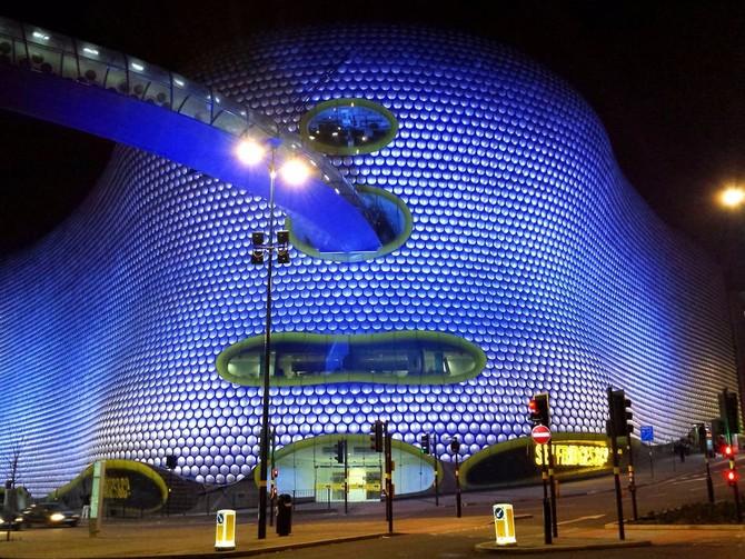 3: Đại học Birmingham - 3,2%. Birmingham là trường đại học đầu tiên để mở một giảng viên của thương mại, làm cho trường kinh doanh lâu đời nhất trong cả nước.