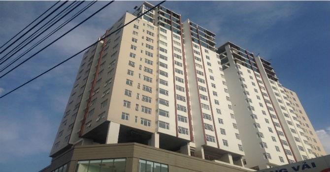 Buộc tháo dỡ phần xây sai phạm của chung cư Bảy Hiền Tower
