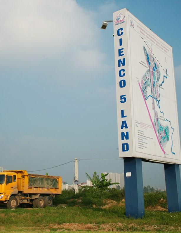 """Cienco 5 Land và hành trình """"biến dạng"""" hình 1"""