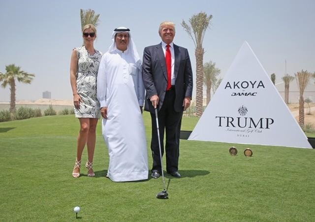 Một trong những dự án của Damac là sân golf được thiết kế và quản lý bởi công ty của tỷ phú Donald Trump. Ngoài ra, hàng loạt căn hộ sang trọng với nội thất từ hãng thời trang Versace hay FENDI cũng là dự án đáng chú ý của doanh nghiệp này.