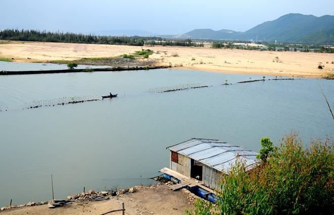 Khu kinh tế Nhơn Hội- nơi dự kiến xây dựng Tổ hợp lọc hóa dầu Victory. Ảnh: Minh Hoàng.