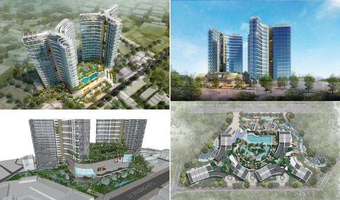 Khu phức hợp 79B Lý Thường Kiệt sắp được triển khai xây dựng trên nền Trung tâm Kinh doanh Dịch vụ Tổng hợp và Vật liệu xây dựng CMC Plaza cũ. Đây là dự án do liên doanh Tổng Công ty Xây dựng Sài Gòn và Công ty Cổ phần Xây dựng Số 1 và Cofico làm chủ đầu tư.