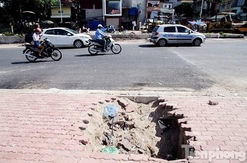 Dân Thủ đô 'đi dưới hầm' vào nhà ở đường nghìn tỷ - ảnh 14