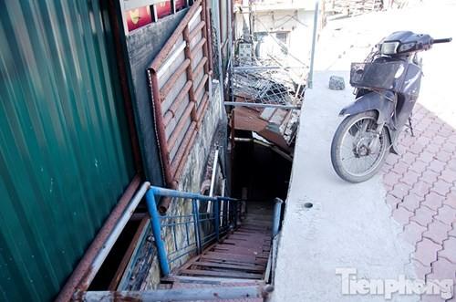 Dân Thủ đô 'đi dưới hầm' vào nhà ở đường nghìn tỷ - ảnh 5