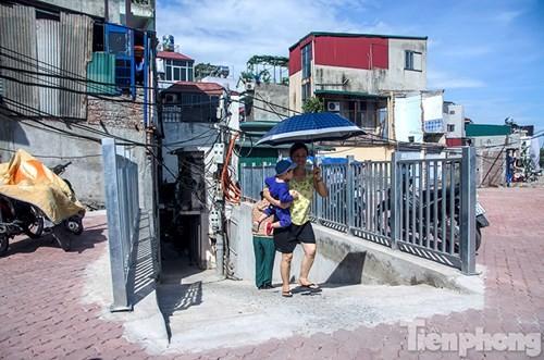 Dân Thủ đô 'đi dưới hầm' vào nhà ở đường nghìn tỷ - ảnh 6