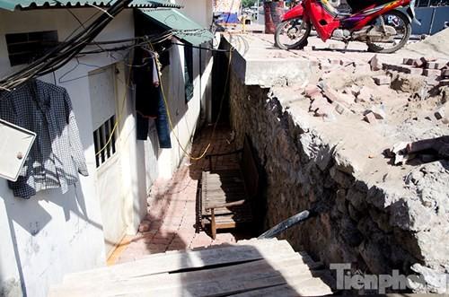 Dân Thủ đô 'đi dưới hầm' vào nhà ở đường nghìn tỷ - ảnh 1