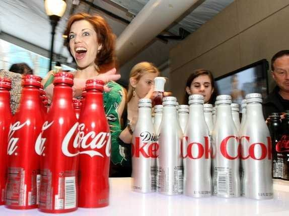 10. Coca-Cola