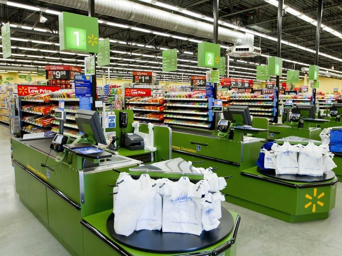 9. Wal-Mart