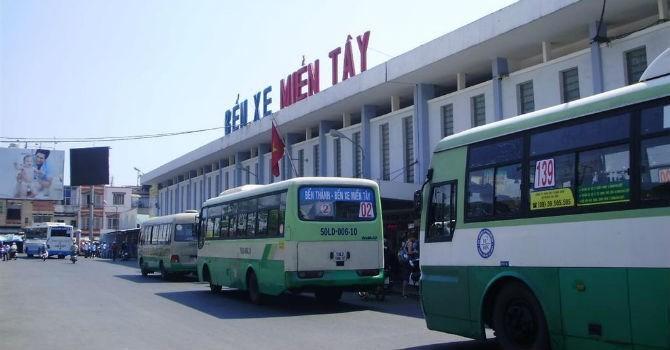 TP.HCM xây bến xe Miền Tây mới tại khu đô thị mới Nam thành phố