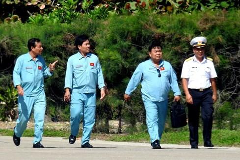Ngày 30.6, tổ chức truy điệu 9 thành viên tổ bay CASA-212 - ảnh 4