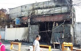Image result for Chỉ sau 1 giờ, lửa đã thiêu rụi toàn bộ tài sản bên trong