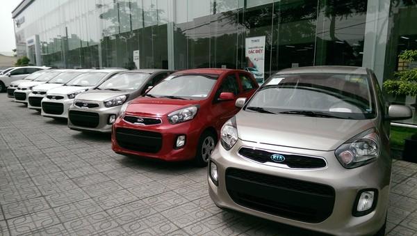 Trên thị trường, giá xe bán đến tay khách hàng cơ bản vẫn ổn định.