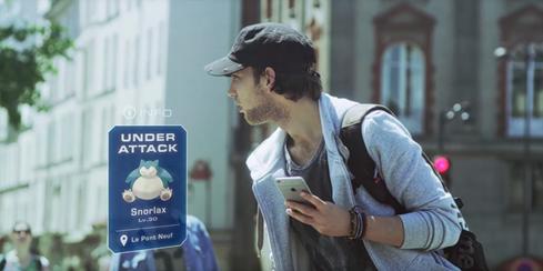 Những hiểm họa khi mải chơi game đang gây sốt Pokemon GO! - ảnh 2