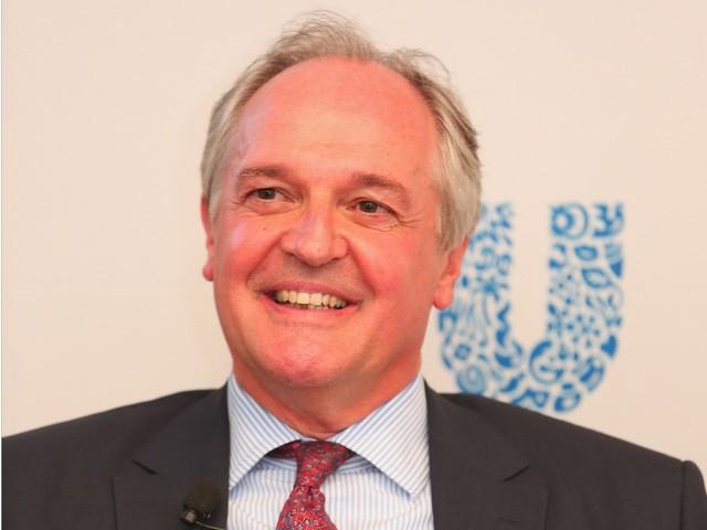 CEO Paul Polman.