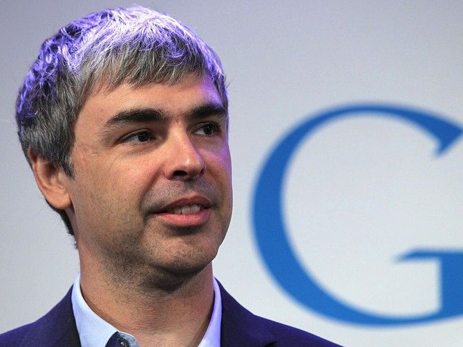 2. Larry Page