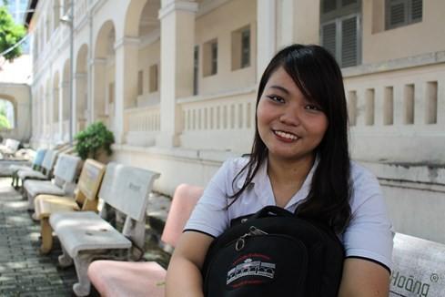 Con gái chị lao công ở Sài Gòn nhận học bổng 7 tỉ của Harvard - ảnh 2