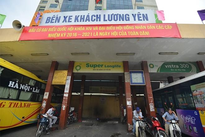 Trong phương án di dời bến xe Lương Yên của Sở GTVT Hà Nội trình lên Bộ GTVT lại cho phép phép điều chuyển 4 chuyến trên ngày từ Hà Nội đi Lào Cai vào bến xe Mỹ Đình.