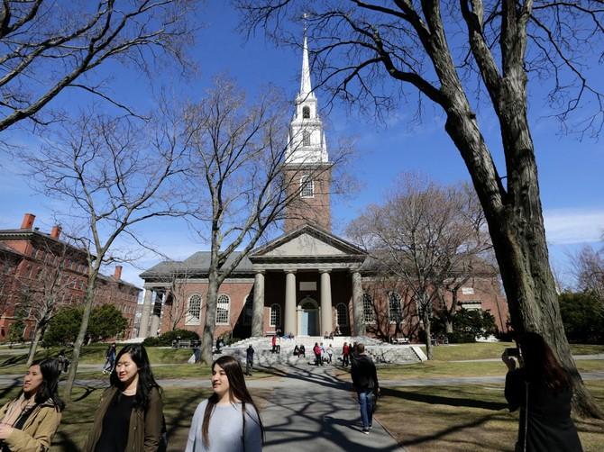 Số 1 - Đại học Harvard