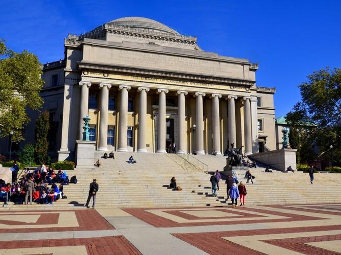 Số 6 - Đại học Columbia