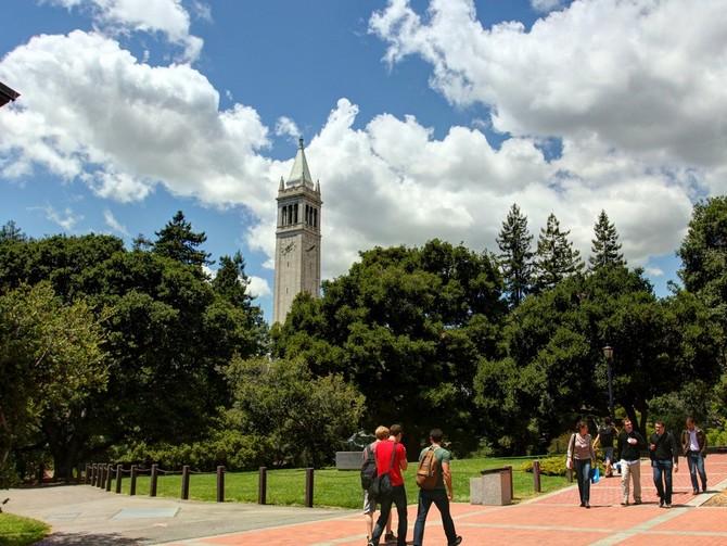 Số 7 - Đại học California tại Berkeley