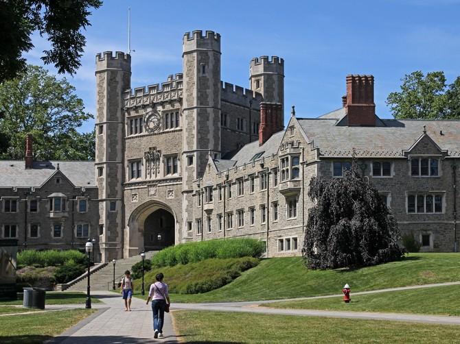 Số 9 - Đại học Princeton
