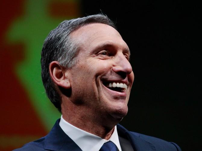 Như Starbucks đã tiếp tục phát triển, do đó, có tài sản của Schultz. ròng của ông ước tính của Wealth-X là 2,6 tỷ ít nhất $.