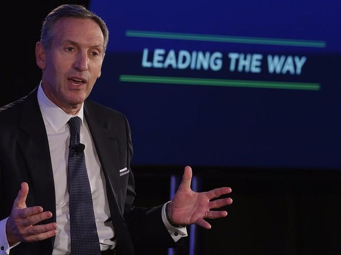 Mục tiêu cuối cùng của Schultz của Starbucks là sử dụng nền tảng toàn cầu của mình tốt hơn trên thế giới.