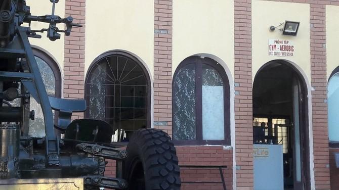 Đặc biệt hai phòng tậpGYM – Aerobic, thể hình được mở phía trong khuôn viên bảo tàng để