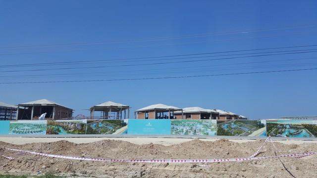 Dự án Movemick Cam Ranh Resort đang được đầu tư hạ tầng