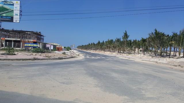 Toàn cảnh quy mô rộng lớn của dự án nghỉ dưỡng Sài Gòn - Cam Ranh, nằm cách sân bay khoảng 1km
