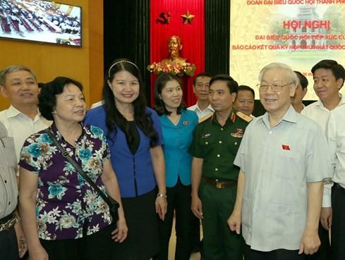 Tổng bí thư: Vụ Trịnh Xuân Thanh 'còn liên quan người khác' - ảnh 2