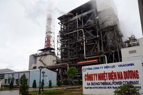 Nhà máy nhiệt điện Na Dương Ảnh: Ngọc Thắng