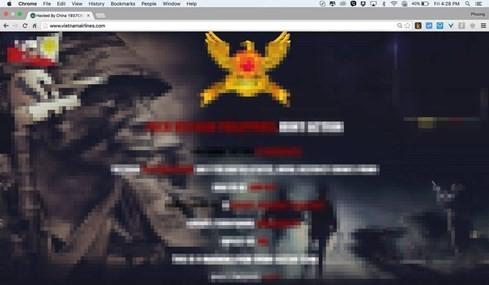 Hacker tấn công Vietnam Airlines: Vì sao dùng tên miền tiếng Việt? - ảnh 2