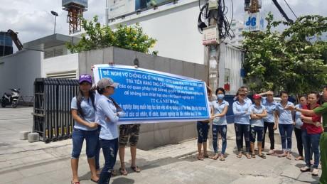 """Thu Minh va cong ty Global Home hoan hop bao, cong ty Gia Han se dua ra them nhieu bang chung to cao """"quyt no""""? - Anh 6"""