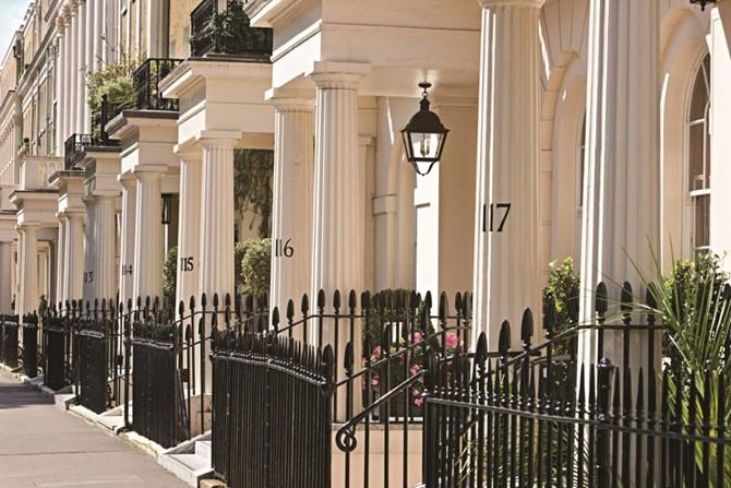 Giá bất động sản ở Anh có thể tăng 20% nữa trong 7 năm tới