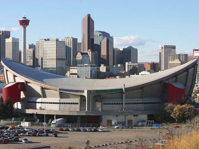 T = 5. Calgary, Canada - Đây là một trong ba thành phố ở Canada mà đứng gần đầu khảo sát EIU và gắn với Adelaide tại Úc. Nó đạt điểm 100 cho sự ổn định, y tế và giáo dục.
