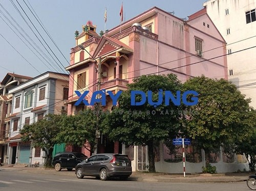 Những dinh thự đại gia 'khủng' ở Thái Nguyên