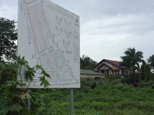 cưỡng chế, Đắk Lắk, xây nhà không phép, đất nông nghiệp, đại tá công an, khiếu nại