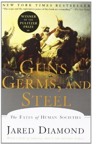 'Súng, Vi trùng và Thép: The Fates of Human xã hội'
