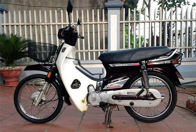 Honda Dream II nguyên bản, Honda Dream II, Honda, xe máy, xe cũ, xe số